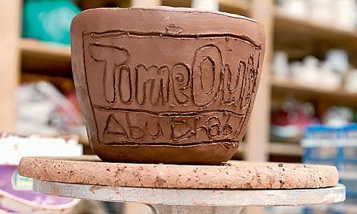 Where to Mould Some Clay in the Capital